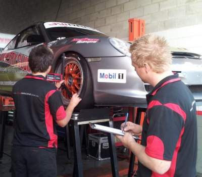 Find out how we can help with race car preparation and support.